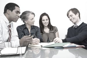 Group mentoring is effective and it minimizes the time invested by senior managers as resources.