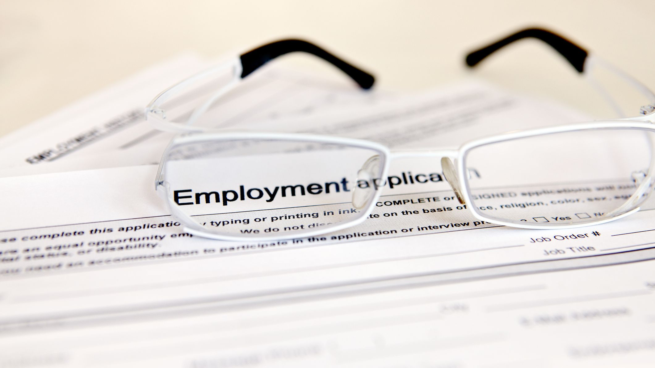 Is it Legal to Ask for a Job Applicant's Date of Birth?