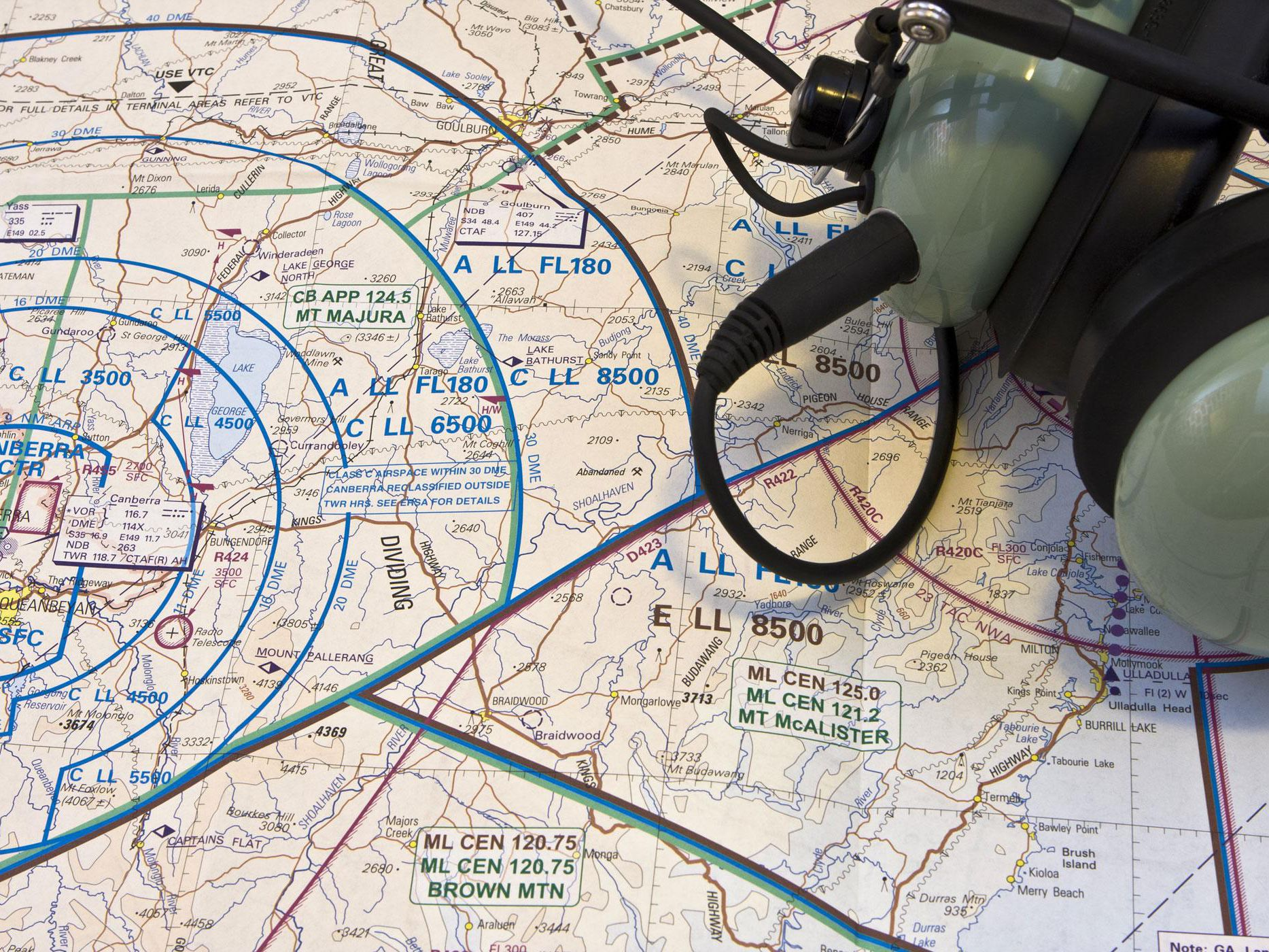How Pilots Use Air Navigation to Fly