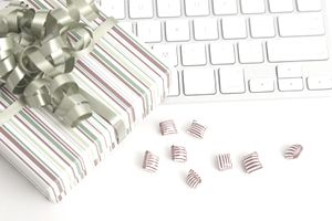 Keyboard With Gift