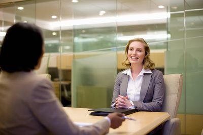 some sample interview questions for a loan officer position