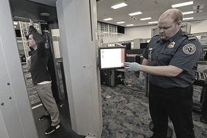 TSA officers will no longer need to use a remotely located room to view the images, which will make the process more efficient according to a TSA spokesman.