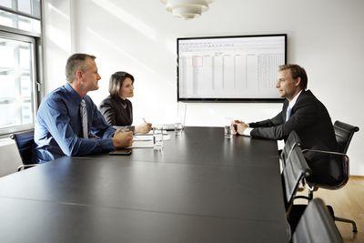Be prepared to discuss trending topics in your career field during job interviews.