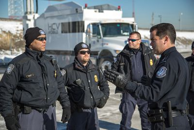 customs and border protection officer