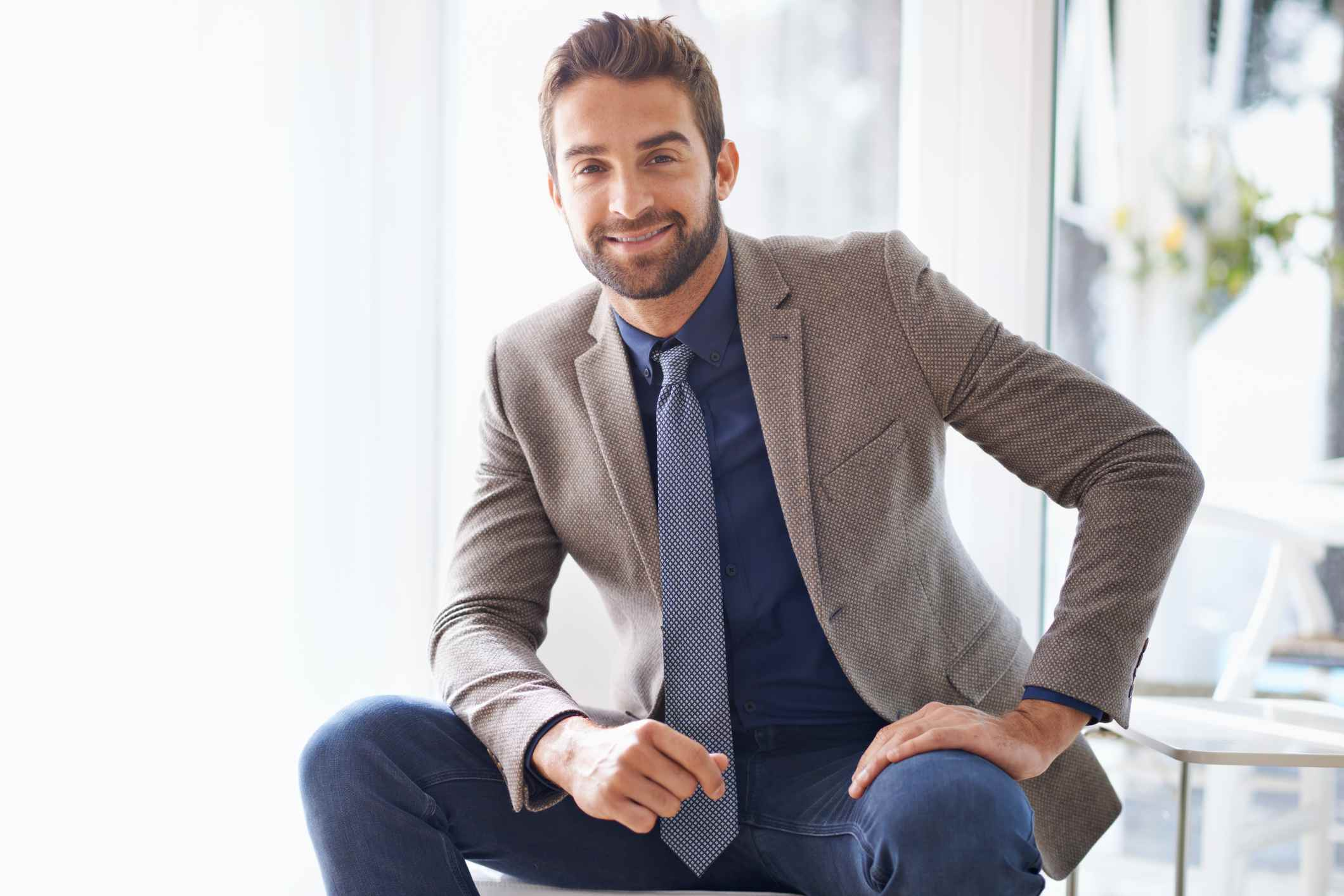 7022f1ce5dc The Best Interview Attire for Men
