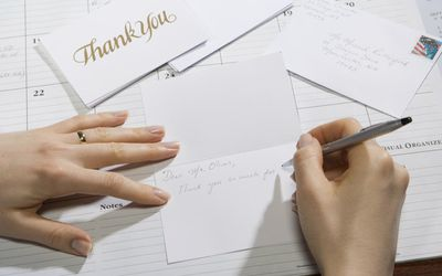 tips for writing a letter of appreciation