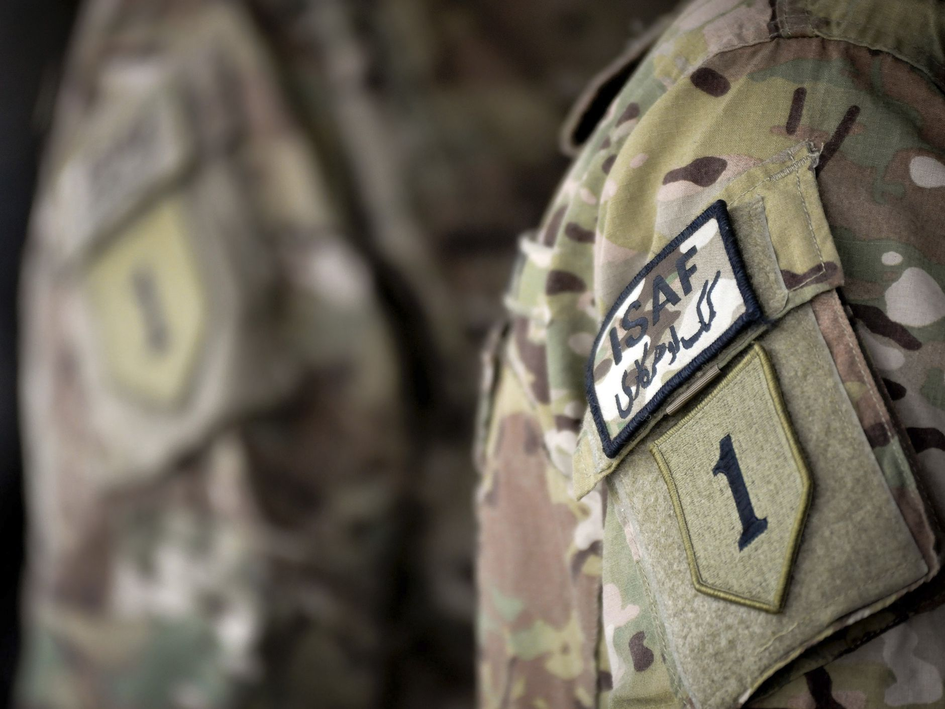 Army Combat Patch Rules—Shoulder Sleeve Insignia