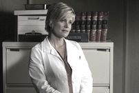 Mary Beth Evans as Dr. Eichenberry on 'Law & Order: Special Victims Unit'