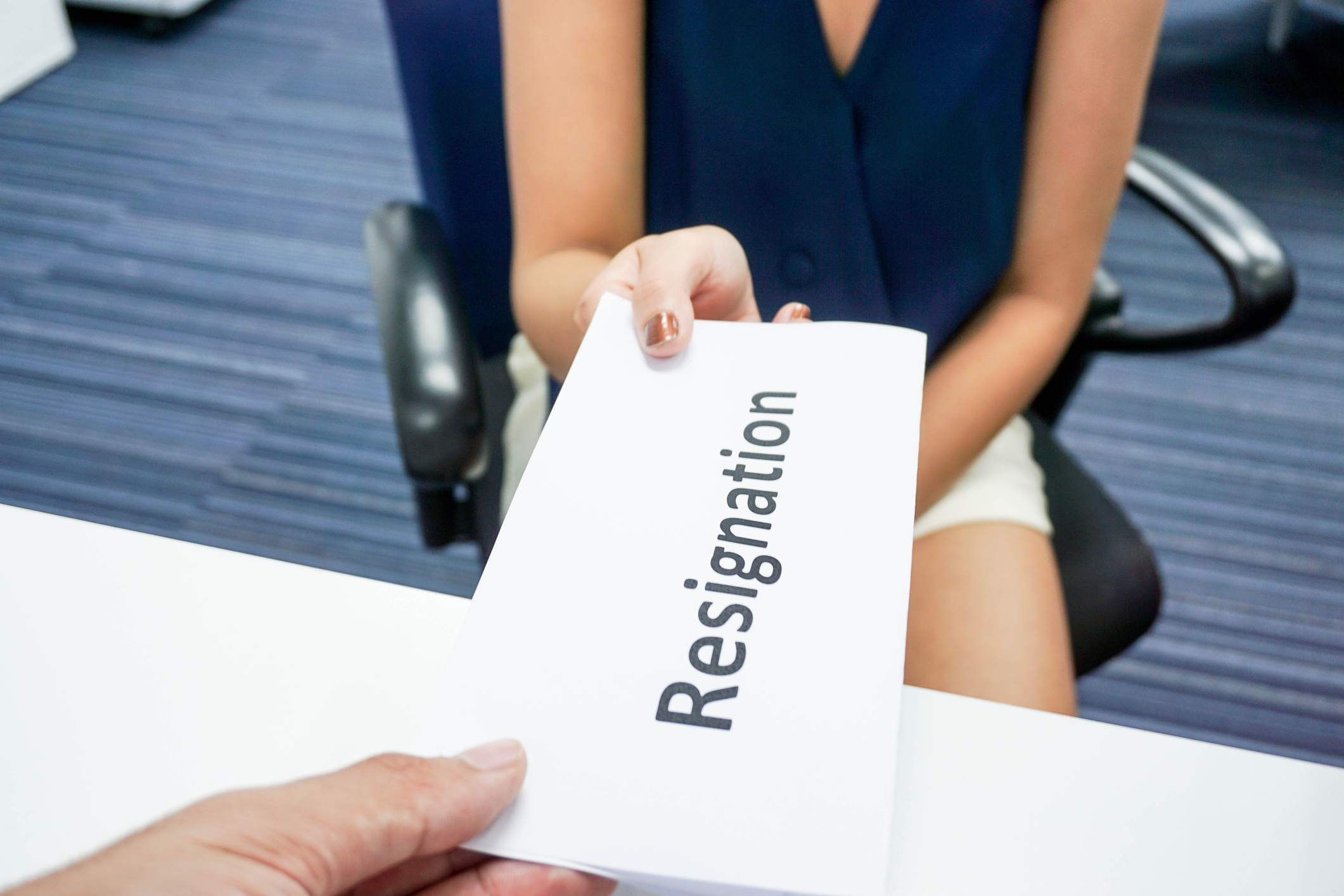 Resignation Letter Samples and Templates