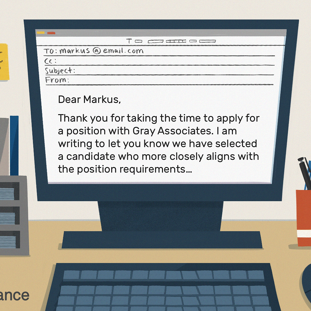 Hr Rejection Letter After Interview from www.thebalancecareers.com