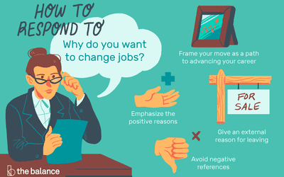 Tips for Answering Job Interview Questions on Resigning