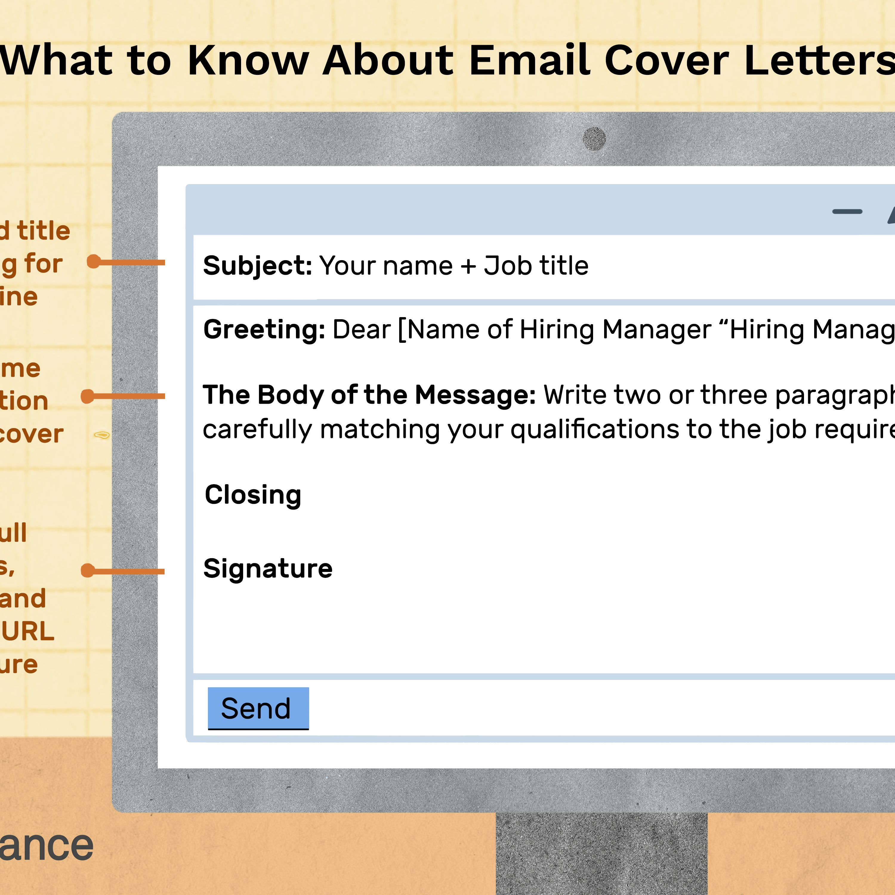 Sending Cover Letter And Resume By Email from www.thebalancecareers.com
