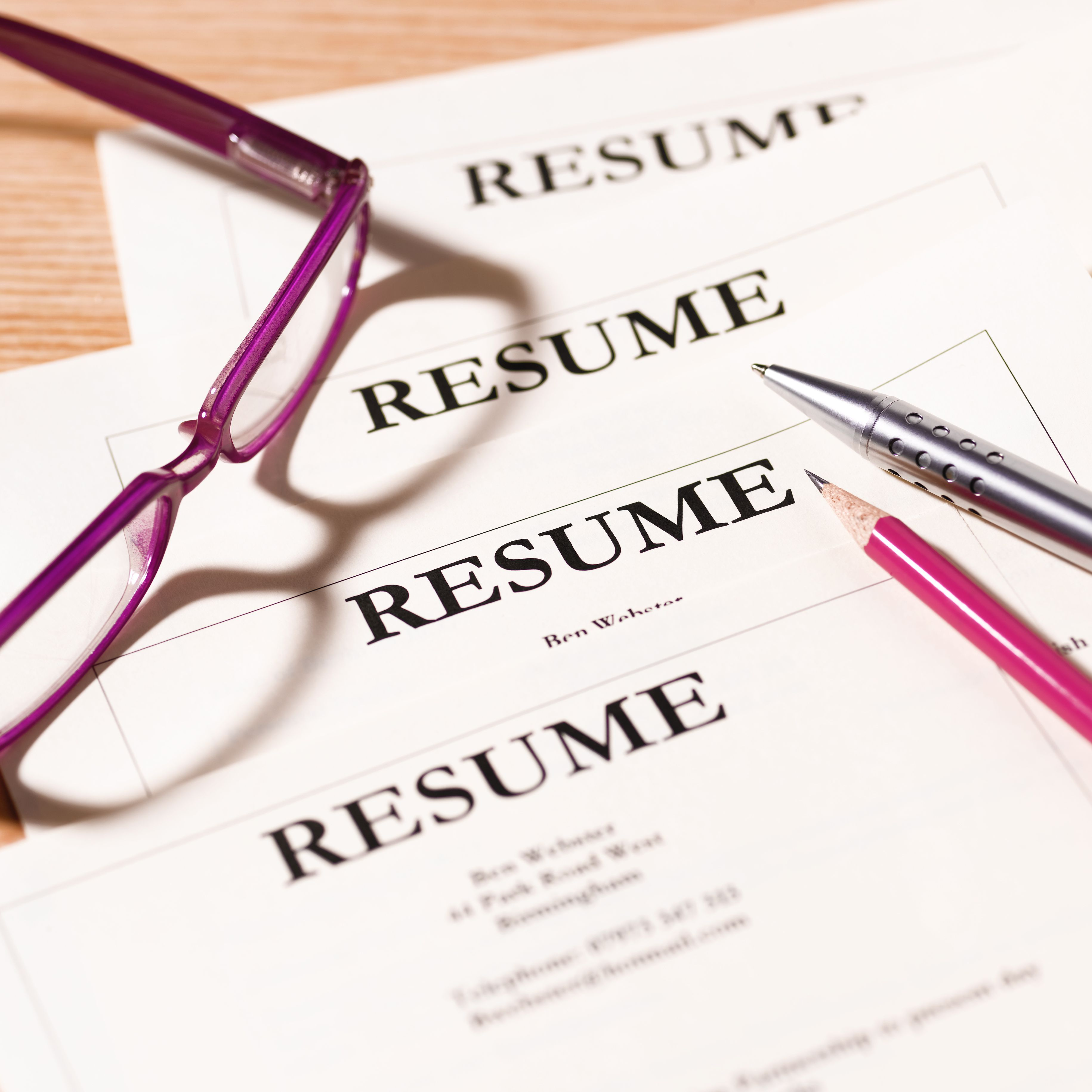 30 Good Resume Words To Include And Avoid