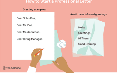 Other Ways To End A Letter from www.thebalancecareers.com
