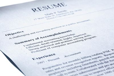 IT Technician Resume Example With Summary Statement