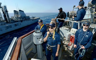 Things to Consider When Joining the Navy