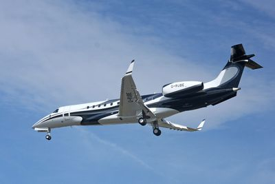The Price of 10 Airplanes, Boeing Business Jet Included