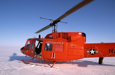 US Air Force Helicopter