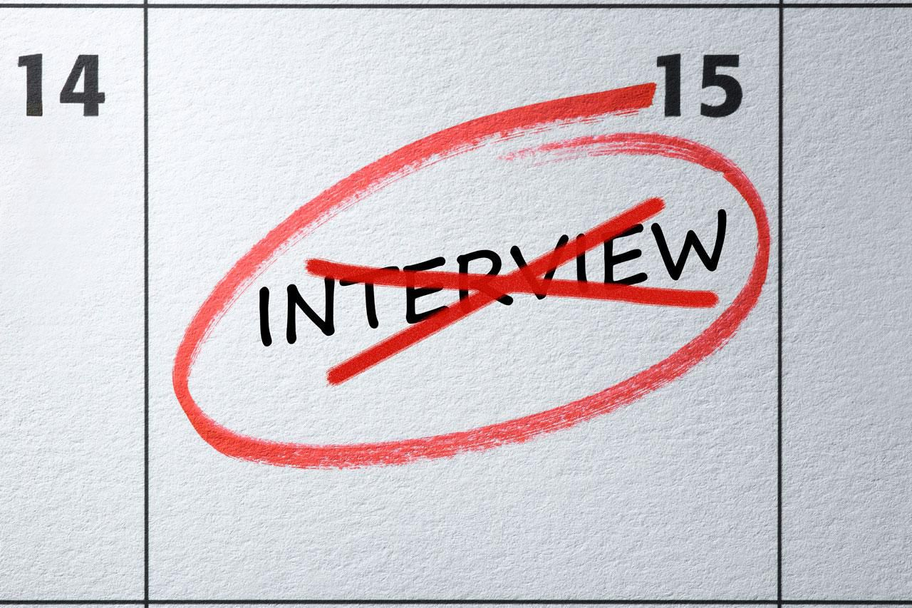 How to Cancel a Job Interview