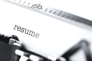 how to write a media resume that gets noticed