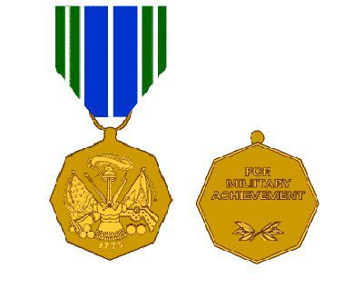 Army Achievement Medal Description