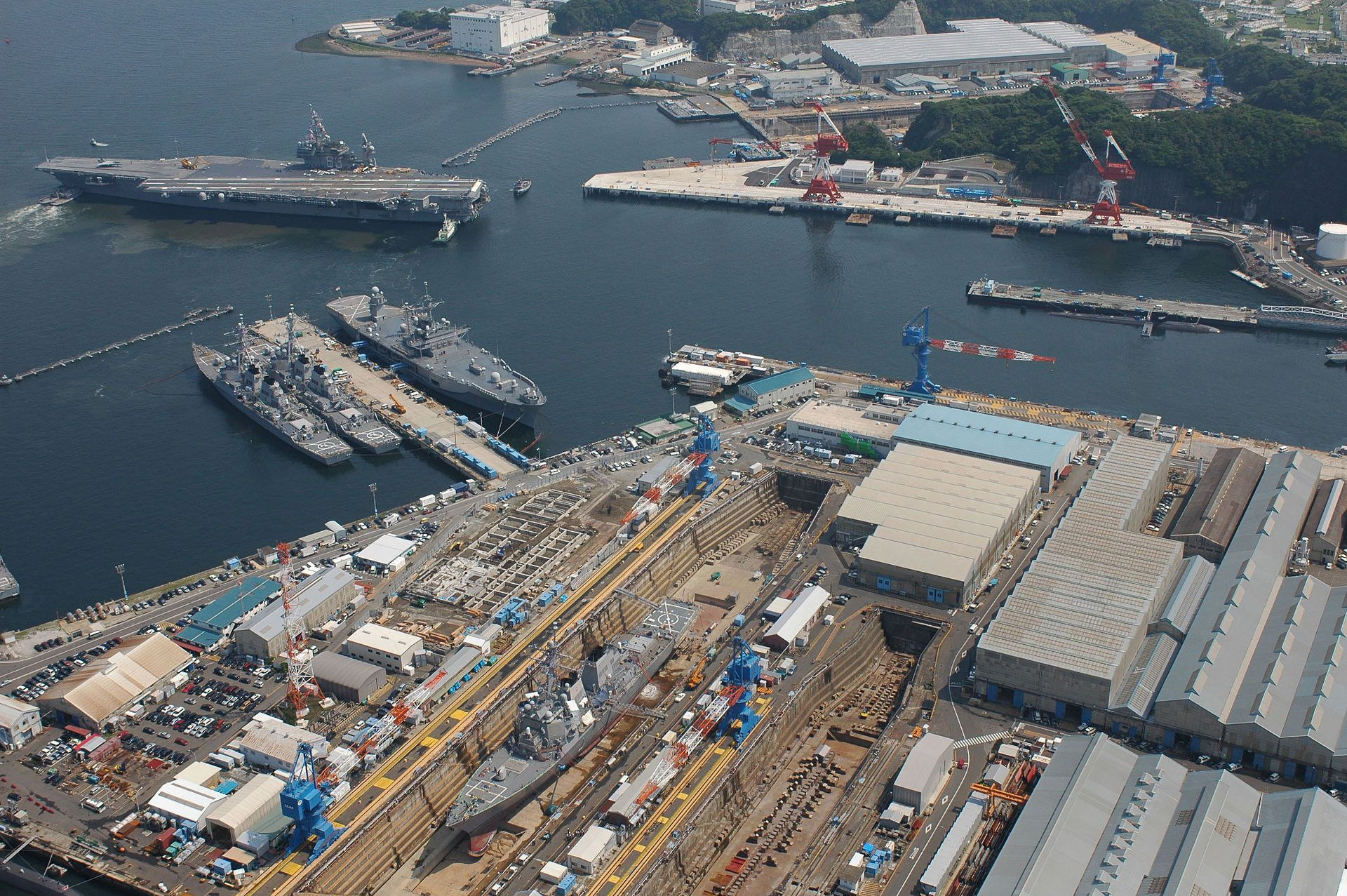 Installation Overview Commander Fleet Activities Yokosuka