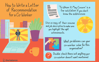 Recommendation Letter Examples Templates And Tips