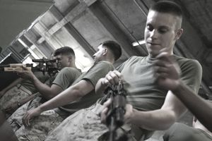 Marines of Marine Special Operations Support Group, U.S. Marine Corps Forces, Special Operations Command