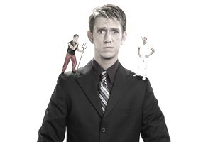 Your good qualities can overcome your bad in the criminal justice hiring process.