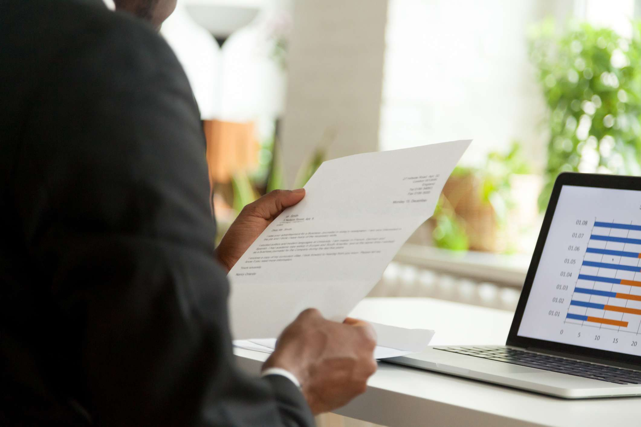 Whenever You Send A Résumé, A Cover Letter Should Always Be Attached. from www.thebalancecareers.com