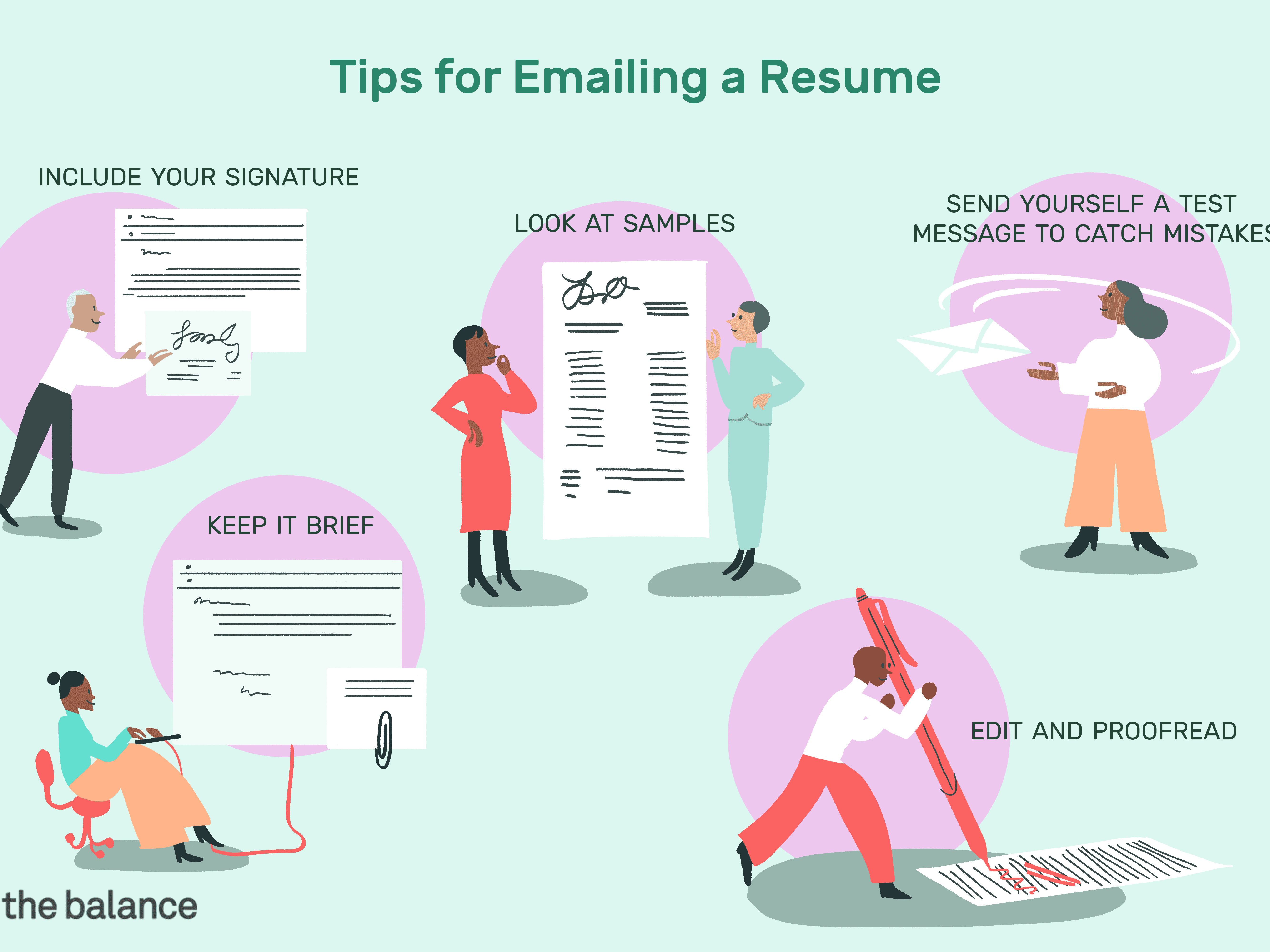 82335718b93f How to Email a Resume To an Employer
