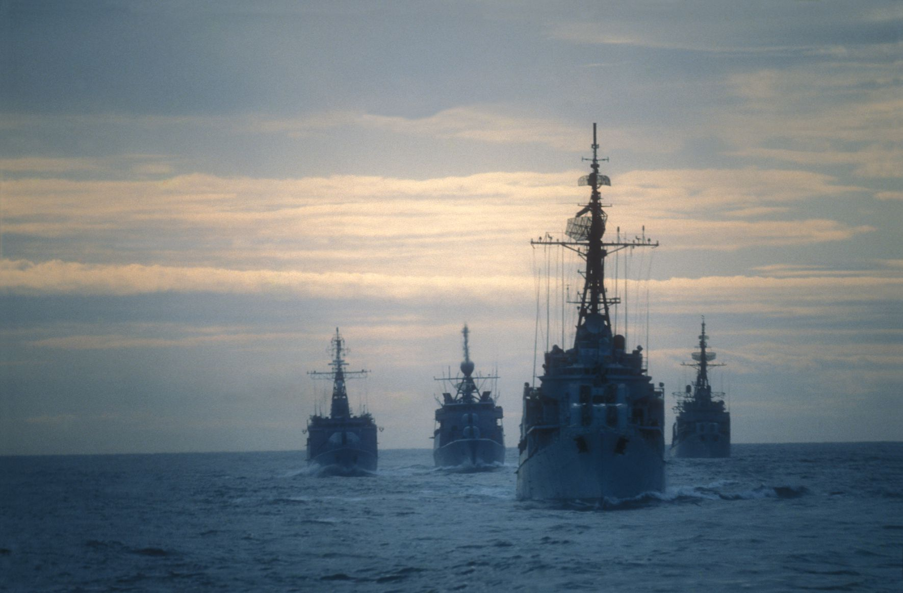 Learn About the Navy Chain of Command