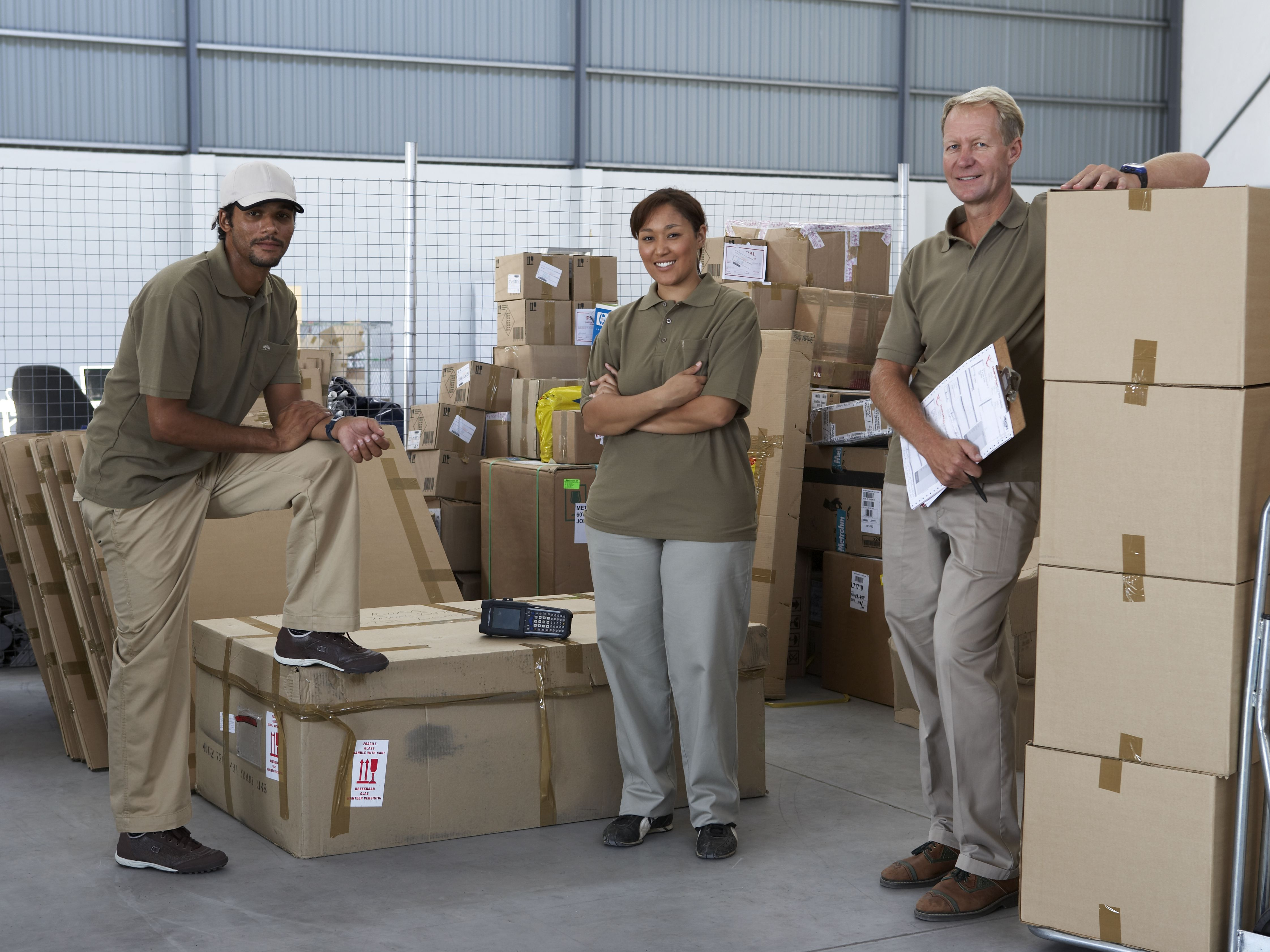 Warehouse, Industrial and Manufacturing Dress Code