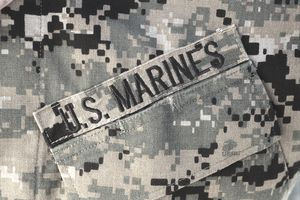 US Marines Uniform