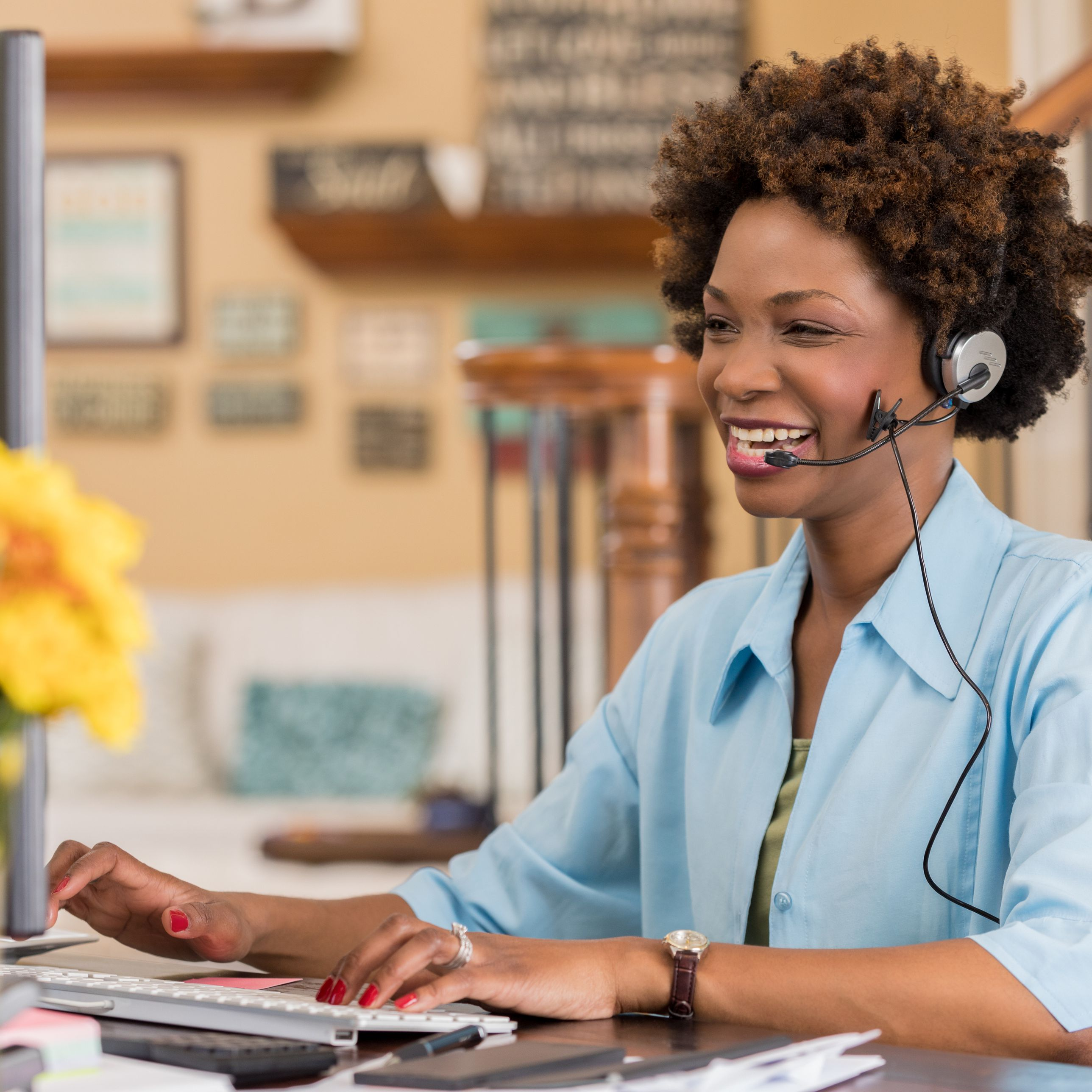 5 Customer Service Jobs You Can Do From Home