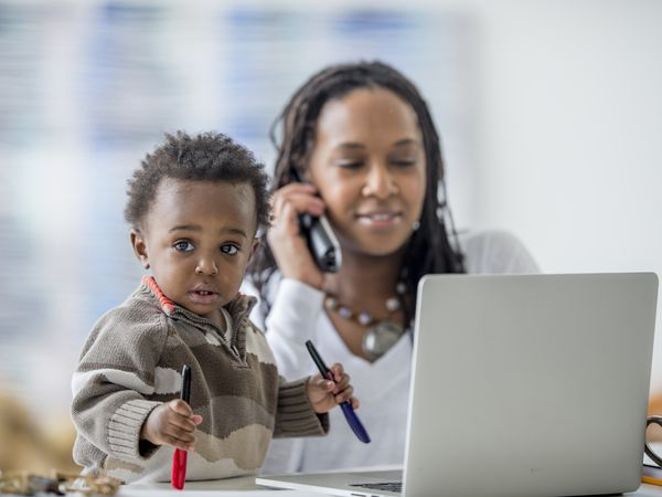 Don't let unconscious bias about working mothers color your judgment about promotions, business travel, and raises,