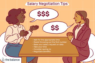 Salary Negotiation Tips (How to Get a Better Offer)