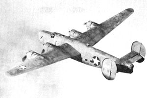 "C-87A Liberator Express, ""Guess Where II"""