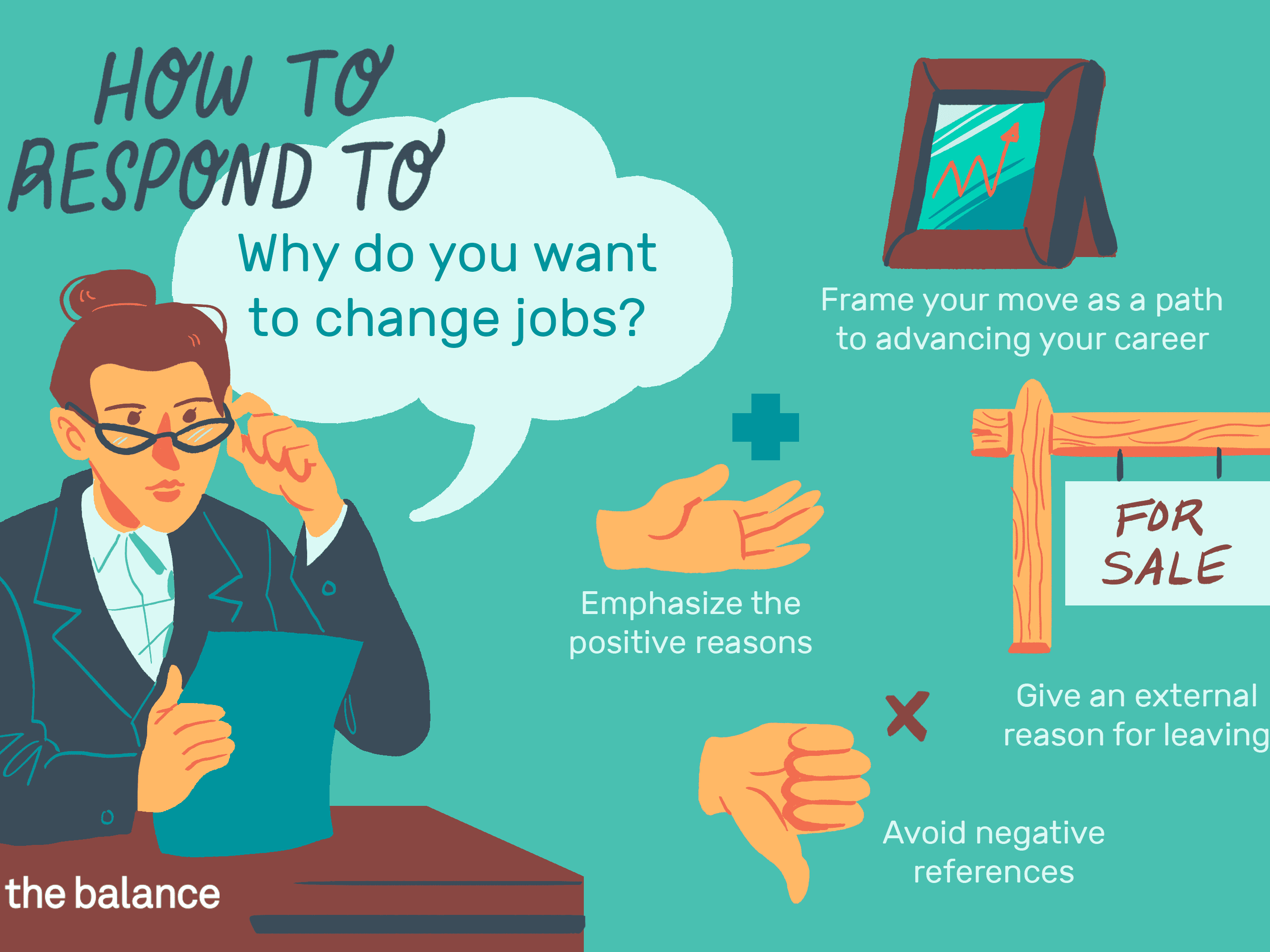"""How to Answer """"Why Do You Want to Change Jobs?"""""""