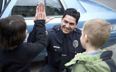 What Is It Like to Be a Police Officer's Spouse?