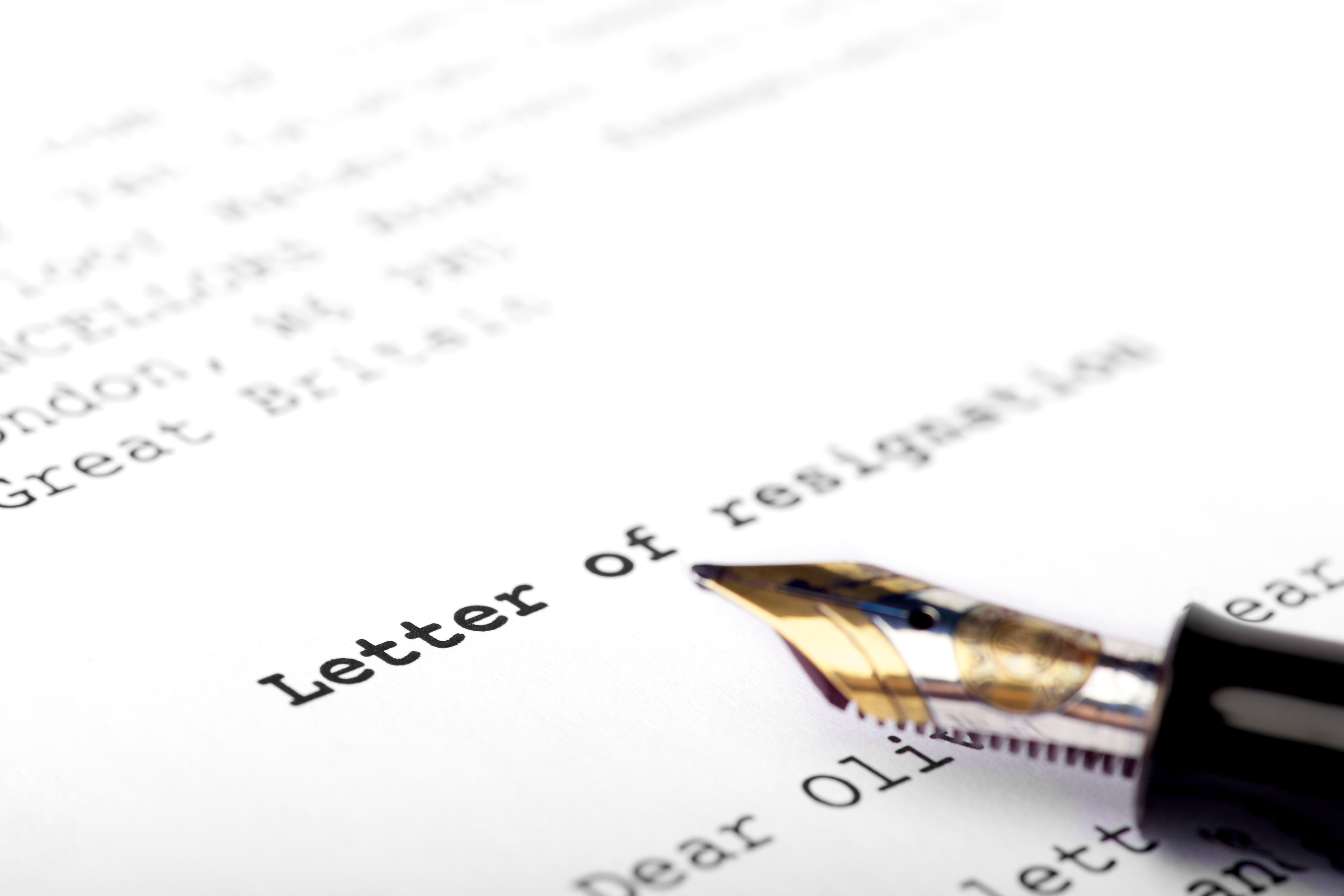 What to Include in a Resignation Letter to Quit a Job