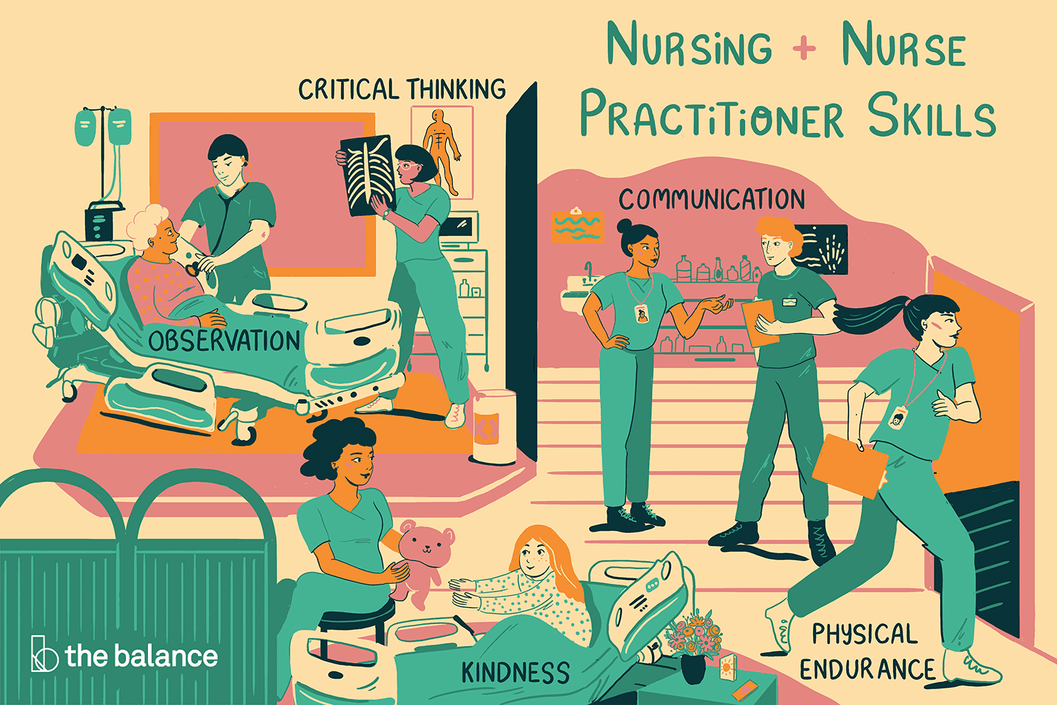 Nursing And Nurse Practitioner Skills