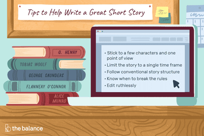 Tips to help write a Great Short Story