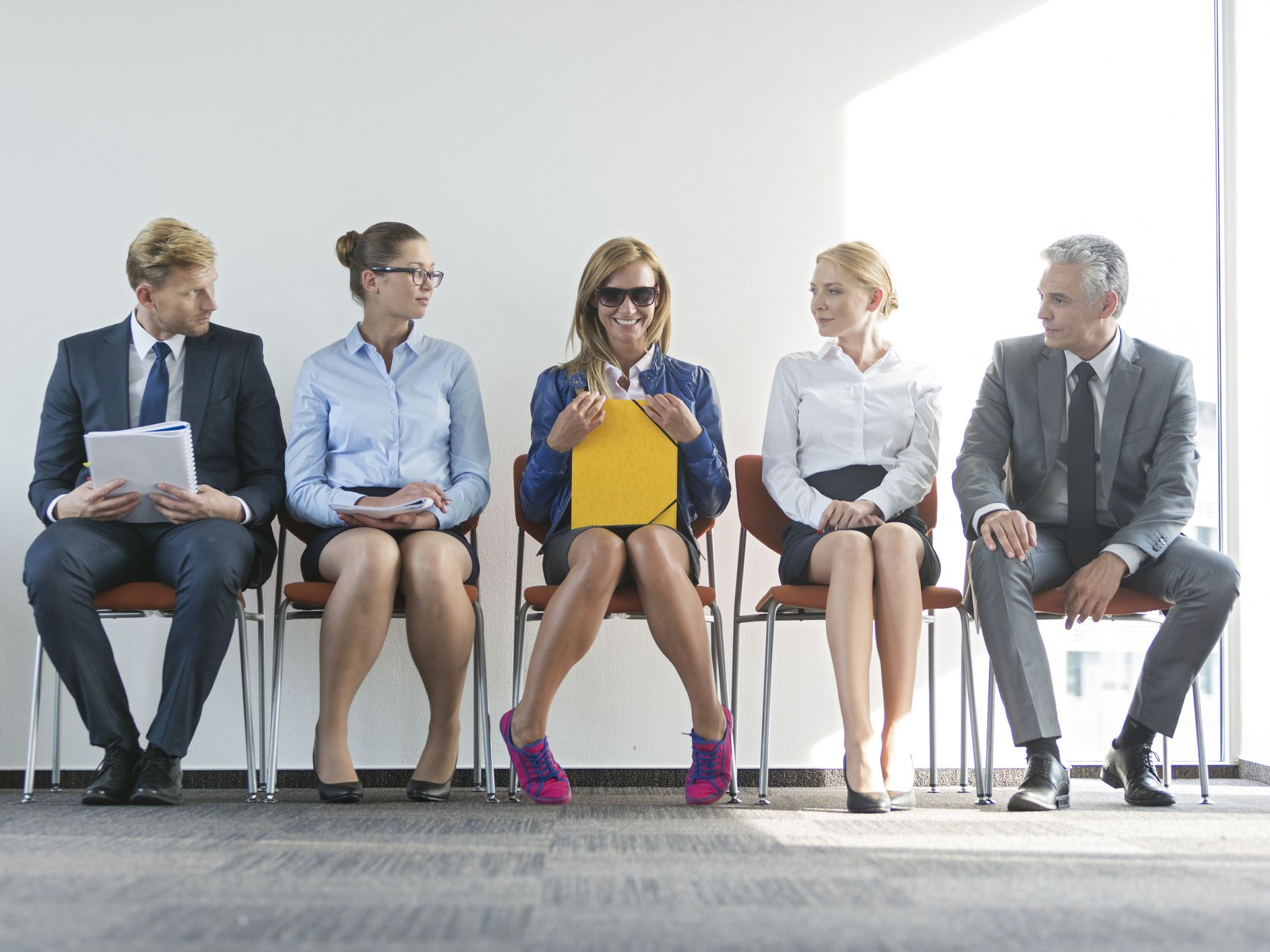 What Not To Wear To An Interview