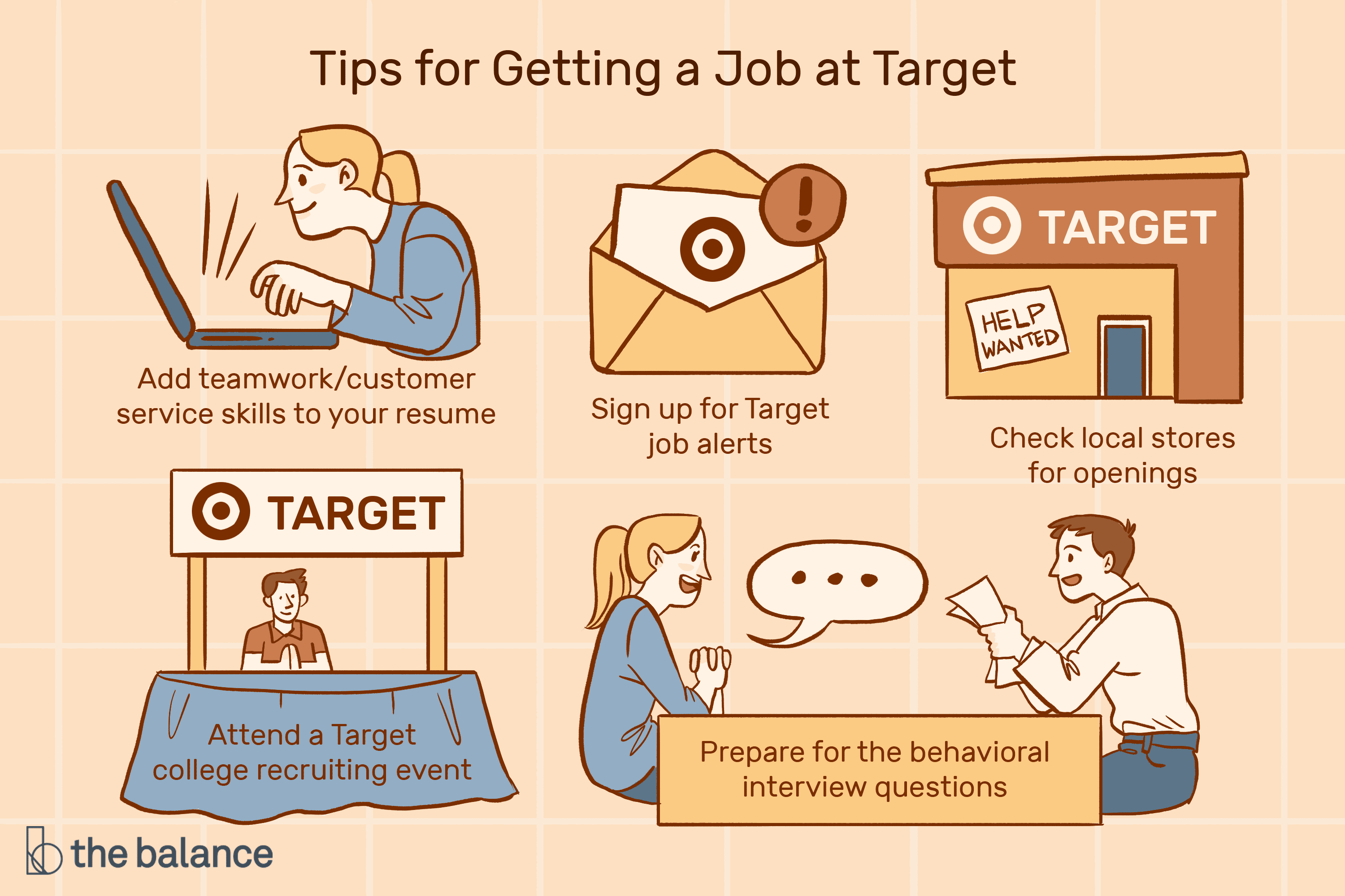 Tips For Applying A Job At Target