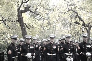 24c50b20af1 Marine Corps Veterans, Retirees: When to Wear Uniforms