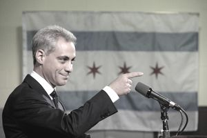Rahm Emanuel is a weak mayor Chicago uses Strong Council