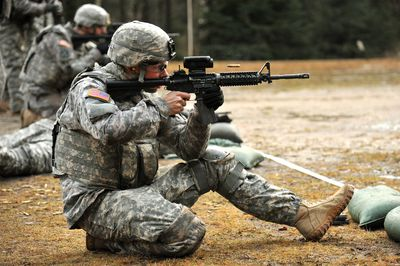what its like to be a us army infantryman