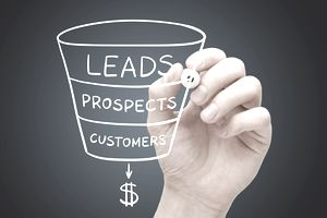 Identifying Leads, prospects and customers