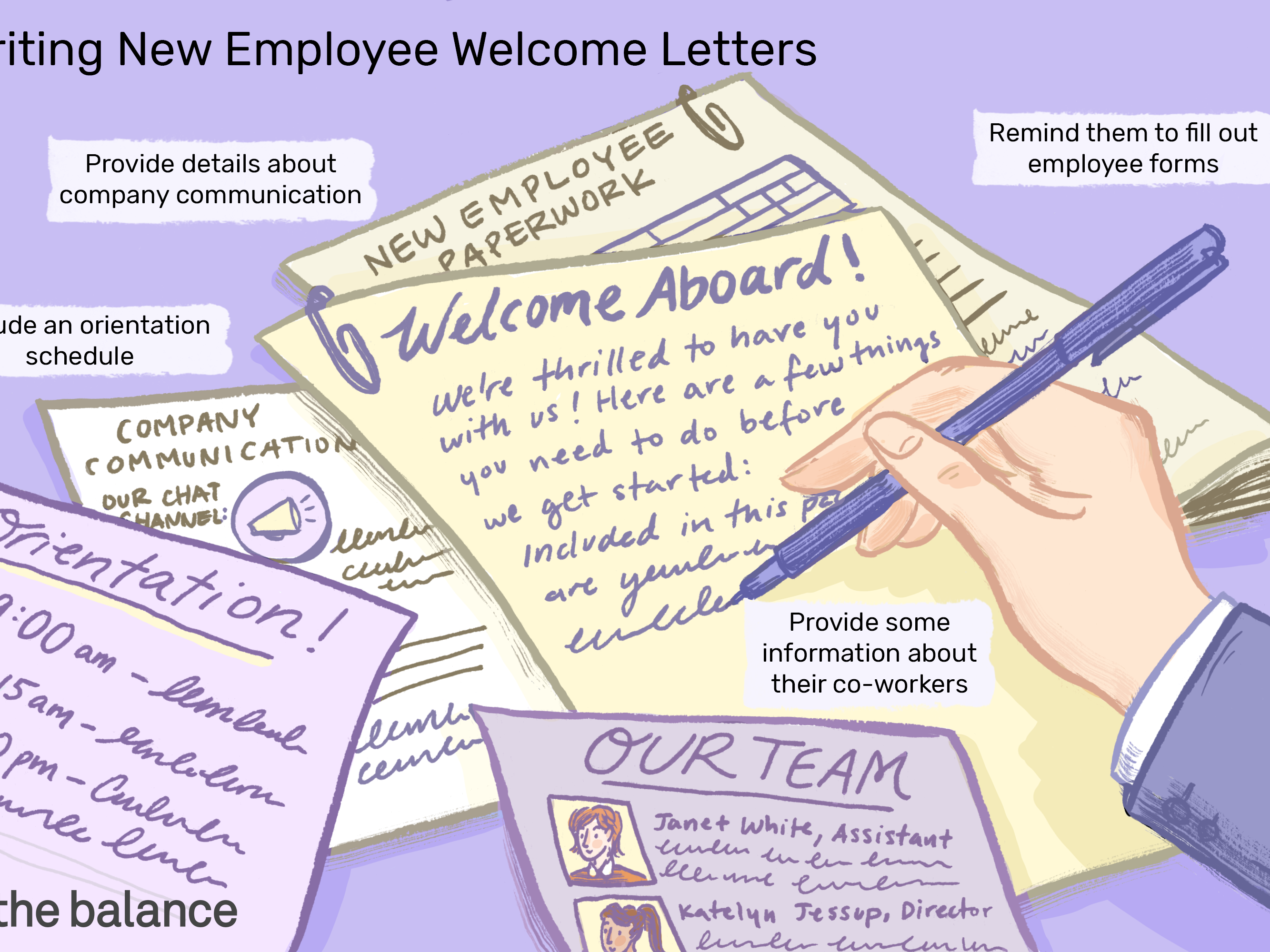 New Patient Welcome Letter Template from www.thebalancecareers.com